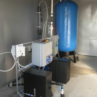 Water treatment for localities
